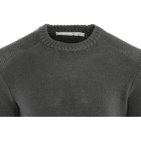 Icebreaker M's Waypoint Crewe Sweater Char Heather